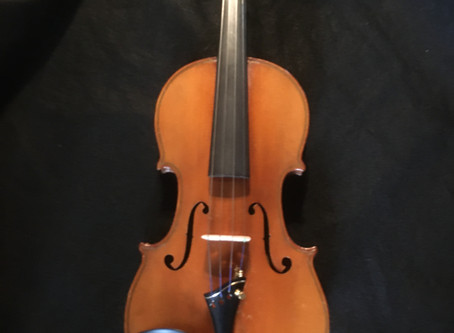 Violin: French Dulcis et fortis JTL Early 1900s - $1800