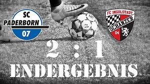 Endergebnis DfB-Pokal 1. Runde - Paderbo