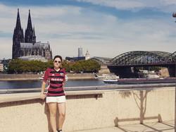 Köln, Rheinufer