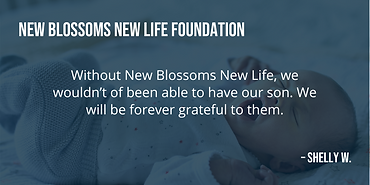 New Blossoms New Life Foundation