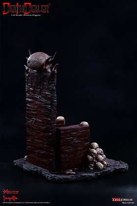 Death Dealer Throne for 1/6 Scale US Shipping