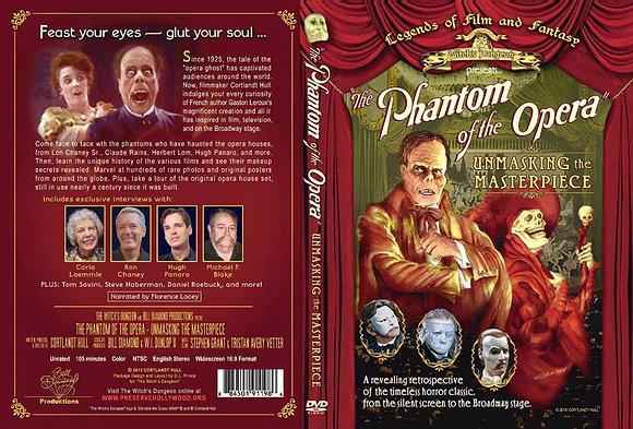 """""""Phantom Of The Opera -Unmasking The Masterpiece"""""""
