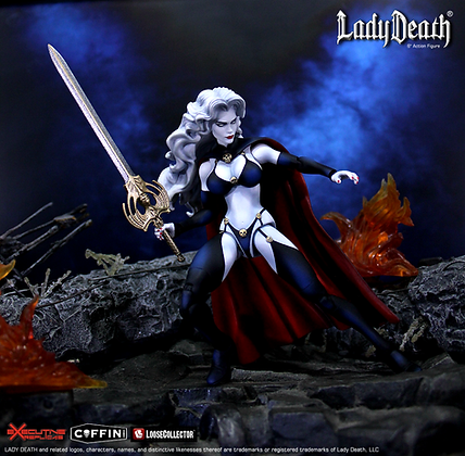 LADY DEATH 6in PRE-ORDER