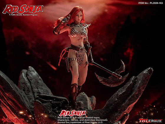 Red Sonja 6in Action Figure Pre Order