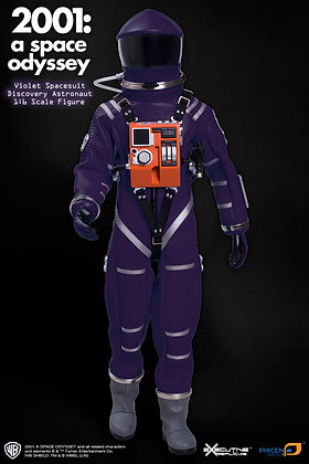 2001: A SPACE ODYSSEY VIOLET DISCOVERY