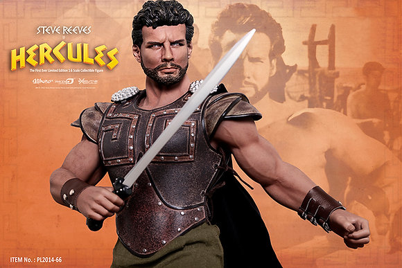 Steve Reeves 1/6th Scale Hercules Action Figure