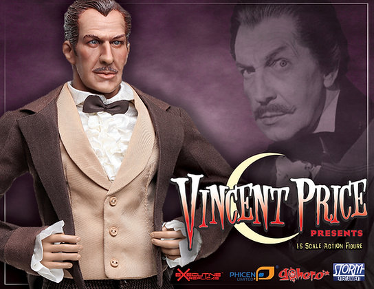 Vincent Price/Vincent Price Presents 1/6th Scale