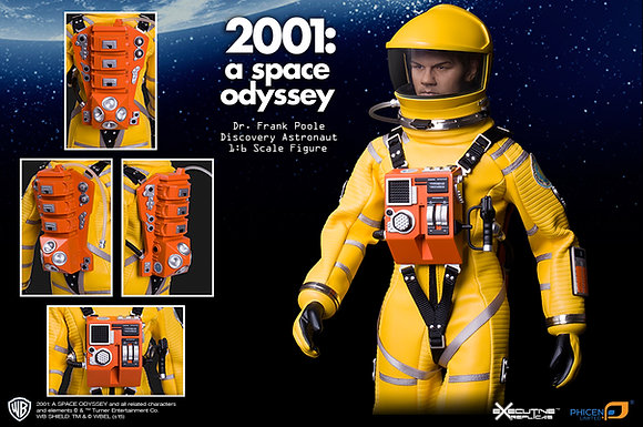 Gary Lockwood Discovery Astronaut 12in Figure