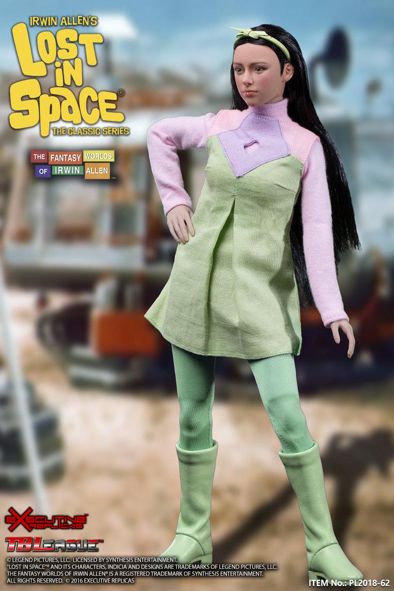 Irwin Allen John Robinson 3rd Season 12 Inch Action Figure Lost in Space