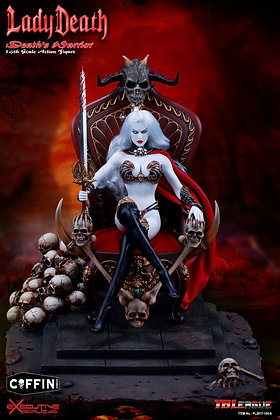 DELUXE Lady Death: V2 1:6 Action Figure