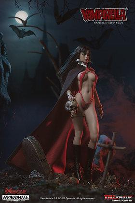 Vampirella 1/12 Scale Action Figure Pre Order