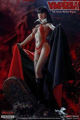 Caroline Munro Vampirella 12in Action Figure