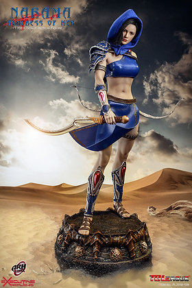 NARAMA HUNTRESS OF MEN  1/6th Scale Action Figure