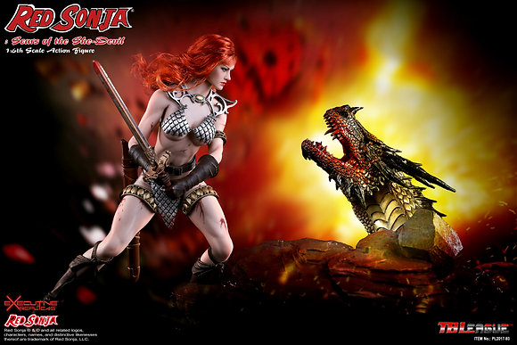 Red Sonja: Scars of the She-Devil