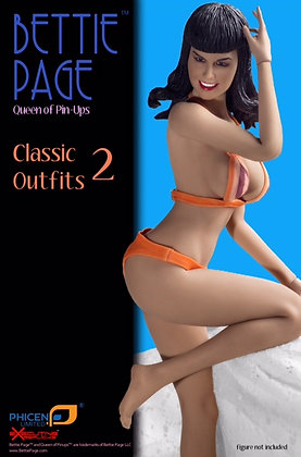 Bettie Page 1/6th scale CLASSIC OUTFIT 2