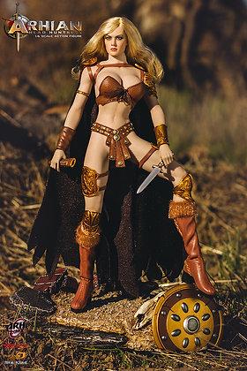 Arhian Head Huntress 12in Action Figure Pre Order