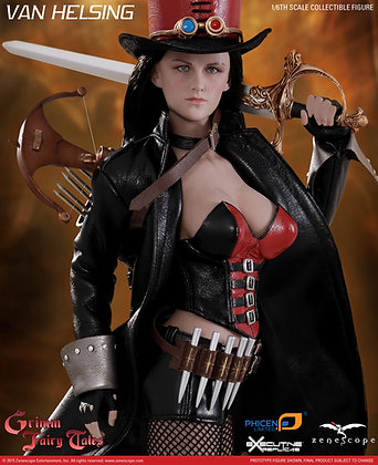 Van Helsing 12in Action Figure