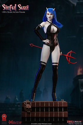 Sinful Suzi 1/6 Scale Action Figure