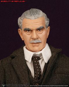 Boris Karloff Premium 12in Action Figure