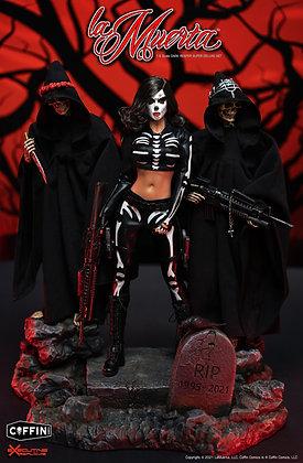 La Muerta Dark Reaper 1/6th scale Super Deluxe Killer Set Pre Order