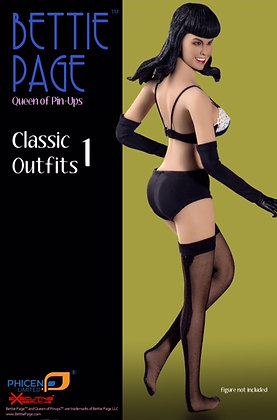 Bettie Page 1/6th scale CLASSIC OUTFIT 1