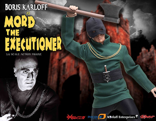 Boris Karloff as Mord the Executioner 1/6th Scale