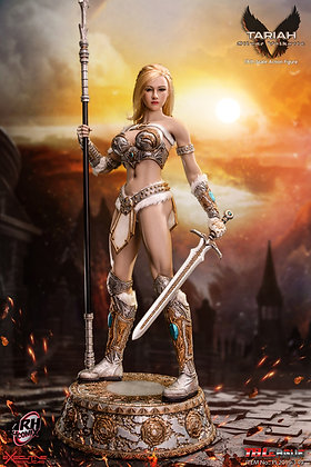 Tariah Silver Valkyrie 1/6 Scale Action Figure