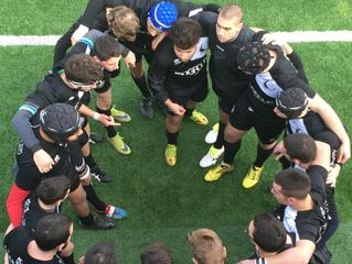 U18/Campionato: Rugby Vallecamonica - Rugby Franciacorta 00 - 37 Il poker è servito ...