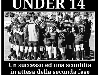 Under 14 - Una vittoria ed una sconfitta per il Franciacorta