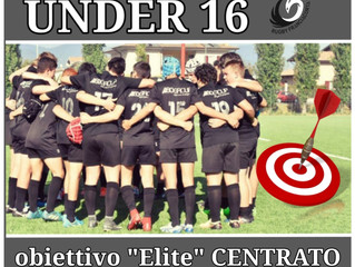 "Under 16: Obiettivo ""Elite"" centrato"