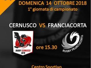 Serie C1: Il campionato comincia a Cernusco