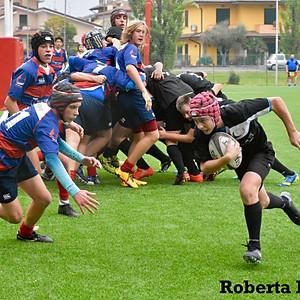 Under 16: Rugby Parabiago