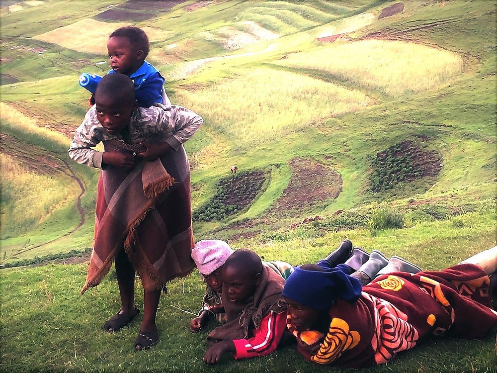 Basotho Mountains