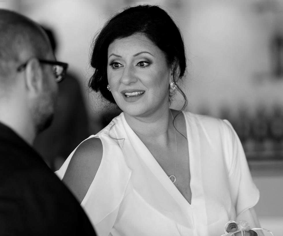 Elisabeth's Naming Ceremony Wedding Photographer