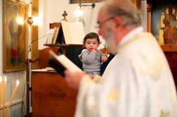 Peter's Baptism
