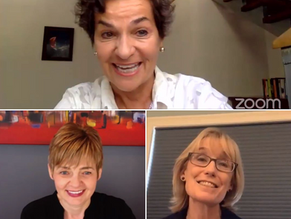 Earth Week 2020: A Conversation with Christiana Figueres