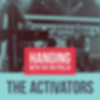 The Activators Album Cover