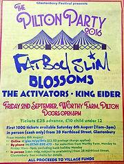 Pilton Party 2016