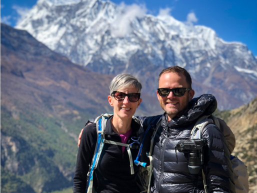 Sabbatical Stories -  Little lessons from Nepal and beyond