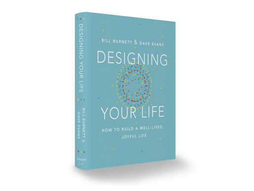 Designing your life - How to build a well-lived joyful life