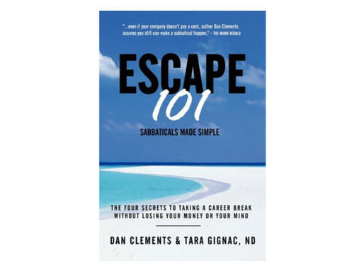 Escape 101: Sabbaticals made simple
