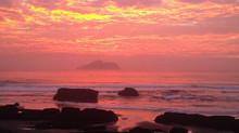 Sun Rises over Turtle Island