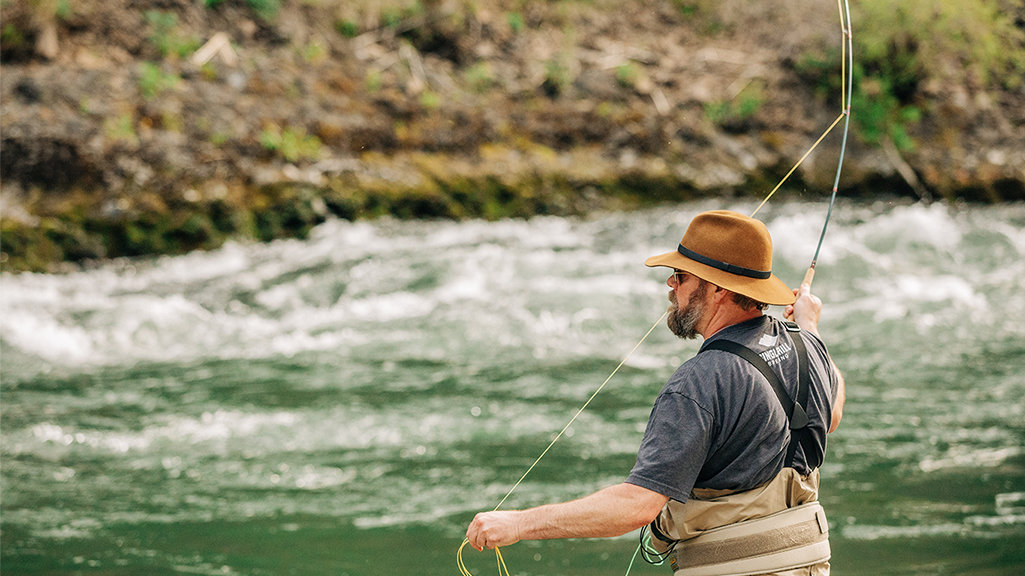 Guided Fishing Expeditions