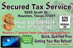 Secured Tax Service