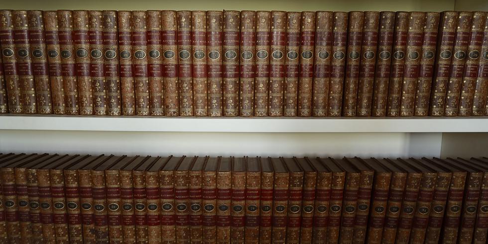 Apertura della Stanza dei Libri