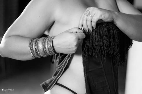 ENSAIO FEMININO
