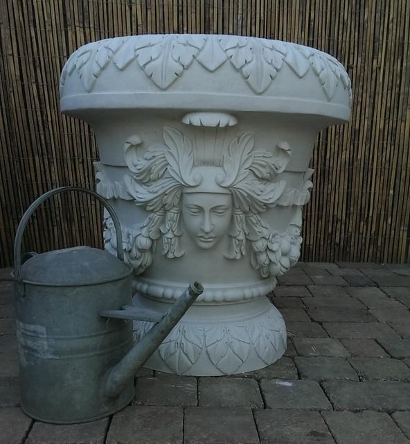 Large Cast Marble Venus Vase.png