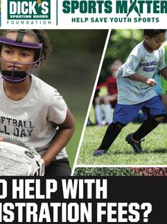 Sports Matter Financial Assistance