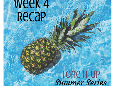 My #TIUSummerSeries: Week 4