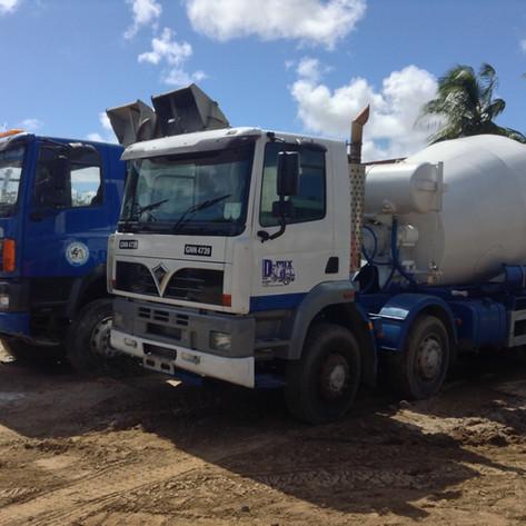 Ready Mix - D-Mix Concrete Truck